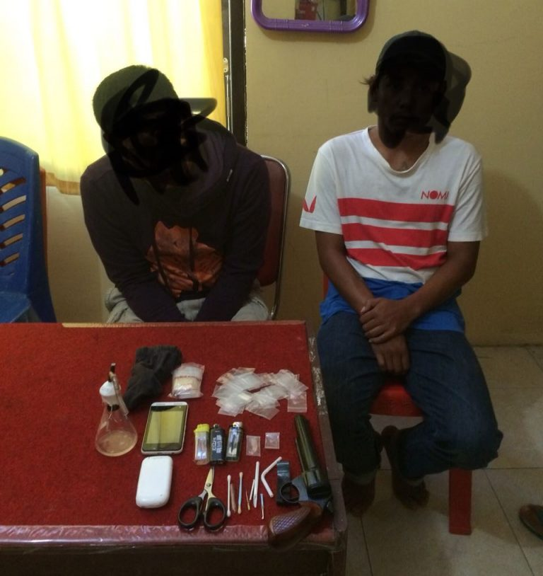 Pengedar Sabu Tertangkap di Toraja, Polisi Sita Badik Mirip Senjata Revolver