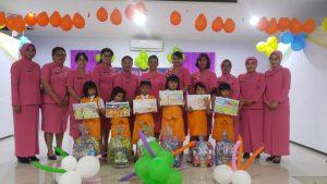 Peringati Hari Ibu Ke 90 Bhayangkari Cabtana Toraja Laksanakan