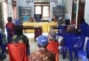 Personil Polsek Sangalla Bersama Kepala Lembang Leatung Matallo Menindak Lanjuti Pertemuan Forkopicam Se Sagallareng