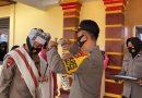 Polres Tana Toraja Gelar Tradisi Penyambutan dan Pelepasan Pejabat Kapolres Tana Toraja
