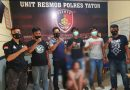 Resmob Polres Tana Toraja Ringkus Pelaku Bejat Pencabulan Terhadap Anak Dibawah Umur