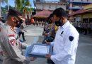 Ungkap Kasus Dengan Cepat, Unit Resmob Terima Penghargaan Kapolres Tana Toraja