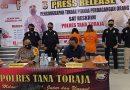 Press Release Pengungkapan Tindak Pidana Perdagangan Orang