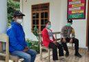 Bhabinkamtibmas Polsek Mengkendek Melaksanakan Sambang (3T) di wilayah binaan
