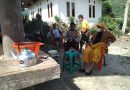 Bhabinkamtibmas Polsek Saluputti Koordinasi Dengan Ketua Dpr Kabupaten Tana Toraja