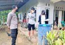 Bhabinkamtibmas Polsek Makale Sambang Tracer 3t Covid 19 Di Wilayah Binaan