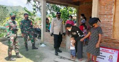 Operasi Yustisi wilkum Polsek Bonggakaradeng