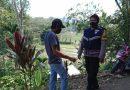 Bhabinkambtimas Polsek Sangalla Bripka Eli Buranda Kunjungan ke rumah warga binaan