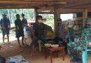 Sinergitas Bhabinkamtibmas Bersama Babinsa Monitoring Giat Masyarakat