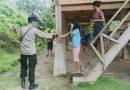 Bhabinkambtimas Polsek Mengkendek laksanakan DDS (3T) wilayah Binaan