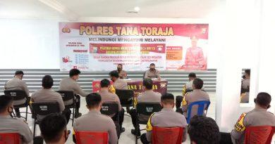 Sosialisasi Dan Pelatihan Binmas Online System Versi 2 (Bos 2) Bersama Binmas Polsek Jajaran